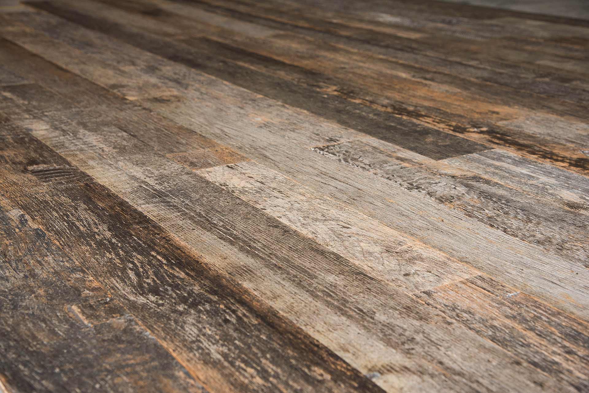 Planchers en bois